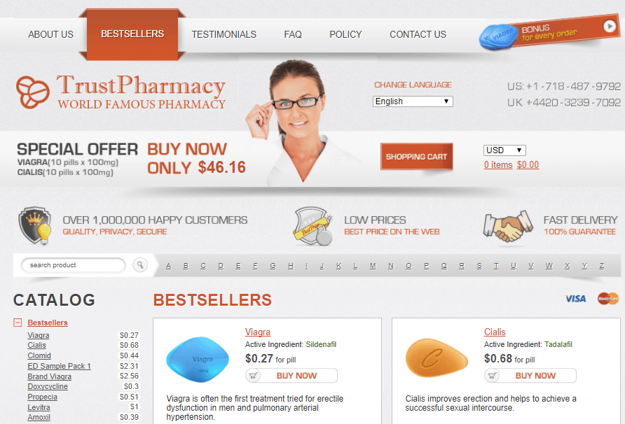 Trust Pharmacy - Can You Really Trust An Online Pharmacy?