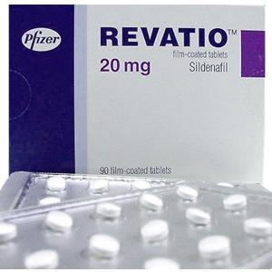 Revatio inhibits PDE-5 allowing blood vessels in the lungs to relax hence it flows easily through the relaxed lungs