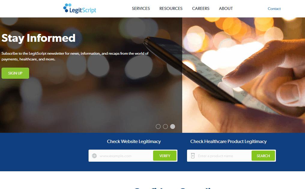 Legit Script – A Web Assessment Platform