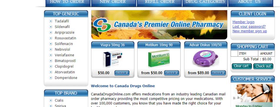 Canadadrugsonline Com