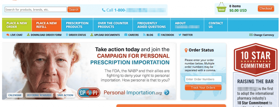 CanadianPharmacyOnline – Here's What You Need to Know About this Drugstore Network