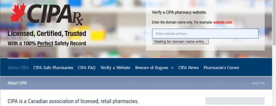 CIPA Pharmacy