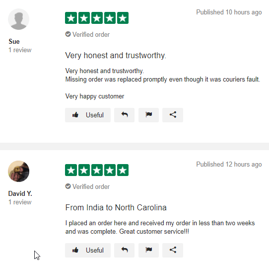Legit Pharmacy Reviews