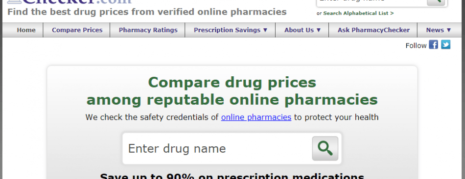 Canada Pharmacy Checker – Helping Customers Find the Best Online Pharmacies