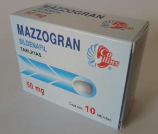 Mazzogran Sildenafil