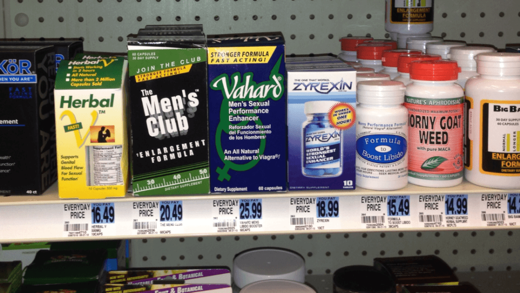 There Are Countless Male Enhancement Products to Choose from