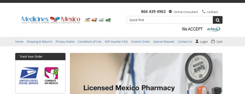 Mexican Pharmacies Online