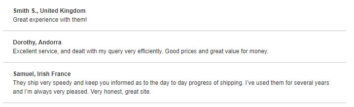 Trust Online Pharmacy Reviews