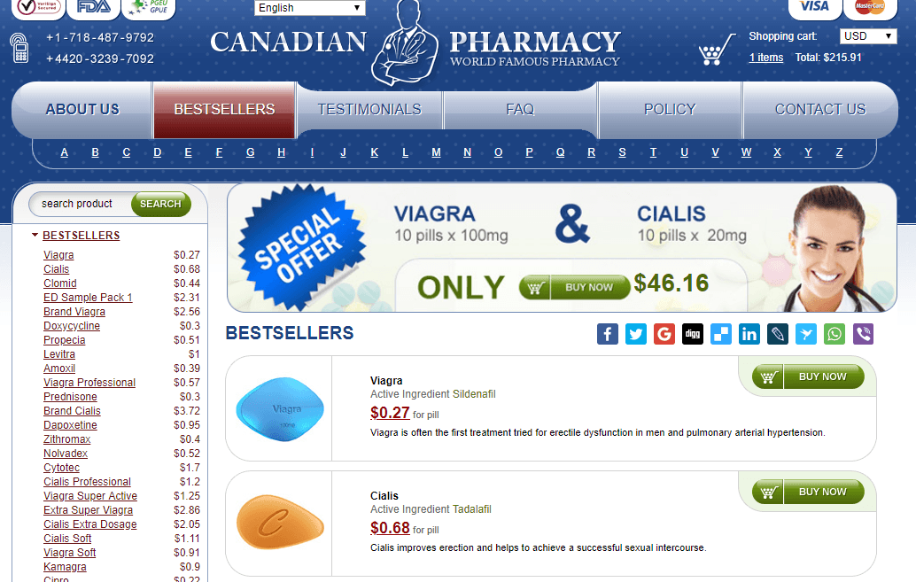 Legit Canadian Pharmacy Offering Cheap Viagra