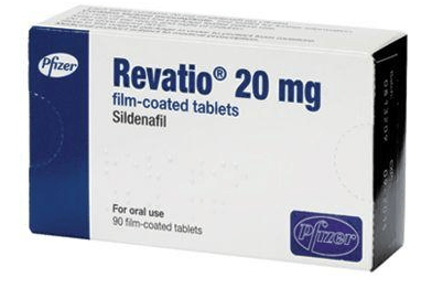 Revatio 20 mg Tablets